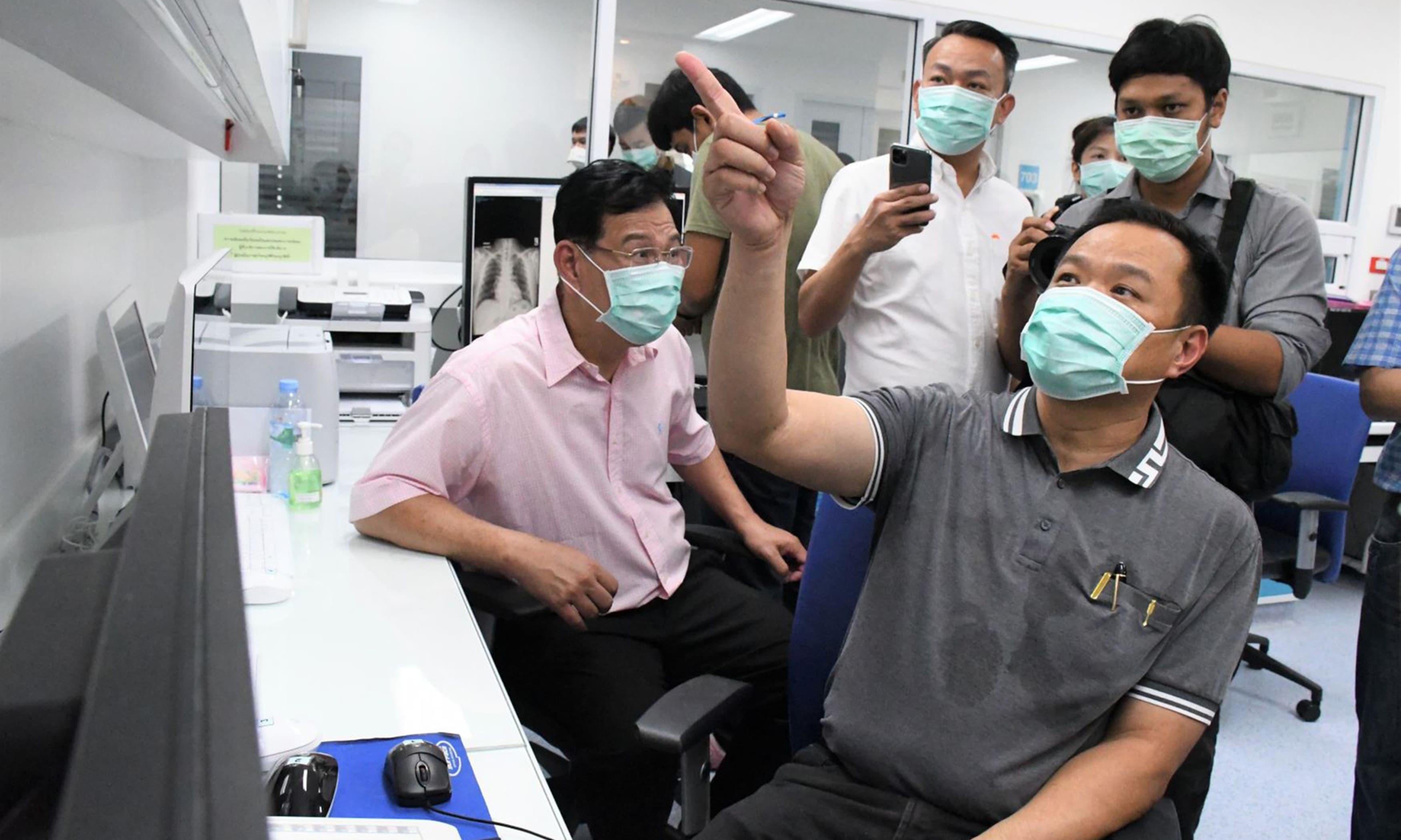 تھائی لینڈ میں ڈرگ کاک ٹیل کے ذریعے کورونا وائرس کا 'کامیاب علاج'