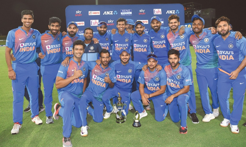 Brilliant Bumrah seals T20 sweep for India over New Zealand