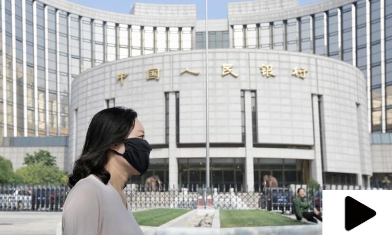 چین کا بازار حصص بھی کورونا وائرس کی زد میں