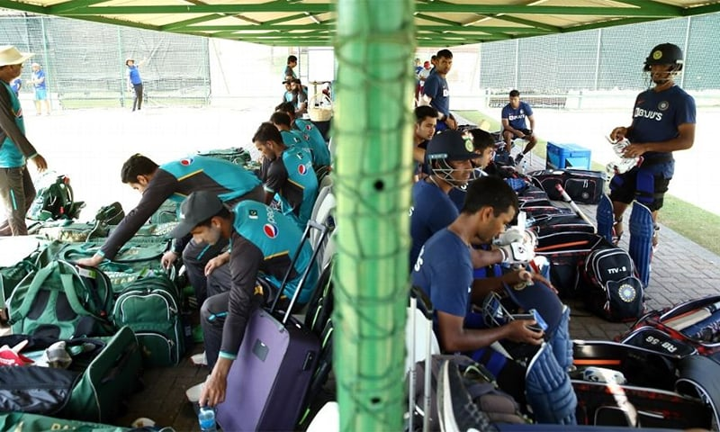 Future cricket stars on show as Pakistan meet India in Under 19 World Cup