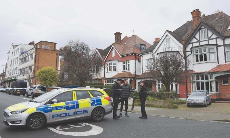 لندن میں چاقو حملے کی ذمہ داری  داعش نے قبول کرلی