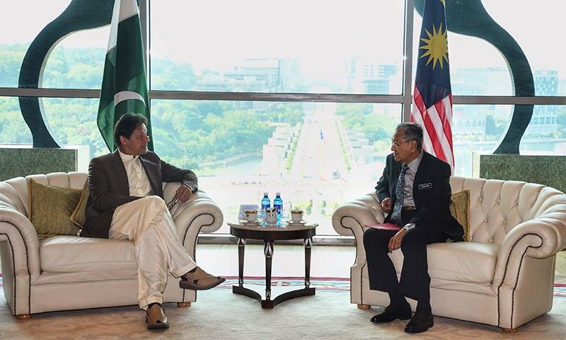 وزیراعظم کے دورے کا مقصد دونوں ممالک کے تعلقات مضبوط کرنا تھا—تصویر: اے پی