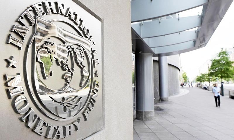 The International Monetary Fund has estimated that Pakistan's economy would slow down to 2.4 per cent growth in 2020. — AP/File