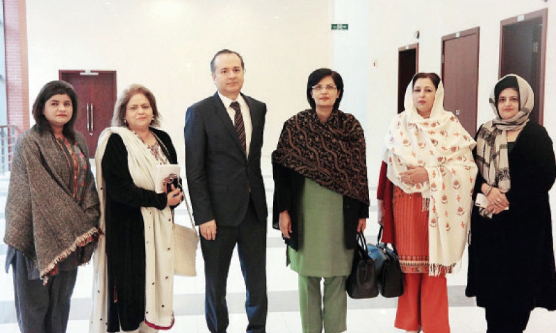 CDA, Ehsaas work on plan to set up display centres for skilled women
