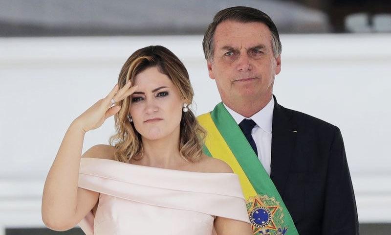 نوجوانوں کو جنسی تعلقات سے روکنے کی مہم برازیلی صدر کی خواہشات پر شروع ہوئی—فائل فوٹو: اے پی