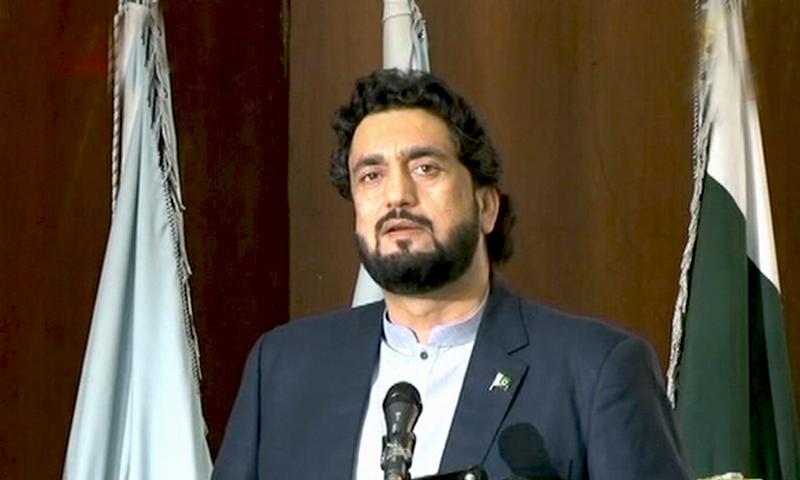 وزیر مملکت کی ایک ویڈیو سوشل میڈیا پر وائرل ہوئی تھی—فائل فوٹو: ڈان نیوز