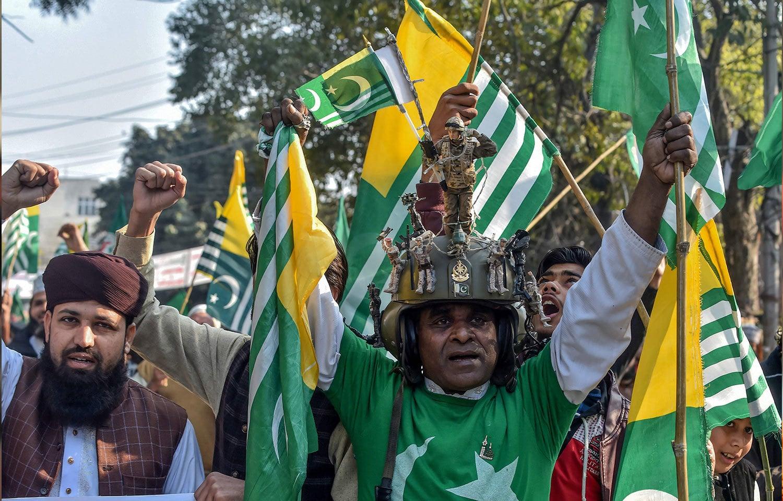 ریلیوں، جلسوں، سیمینارز اور دیگر تقاریب کا انعقاد کیا گیا — فوٹو: اے ایف پی