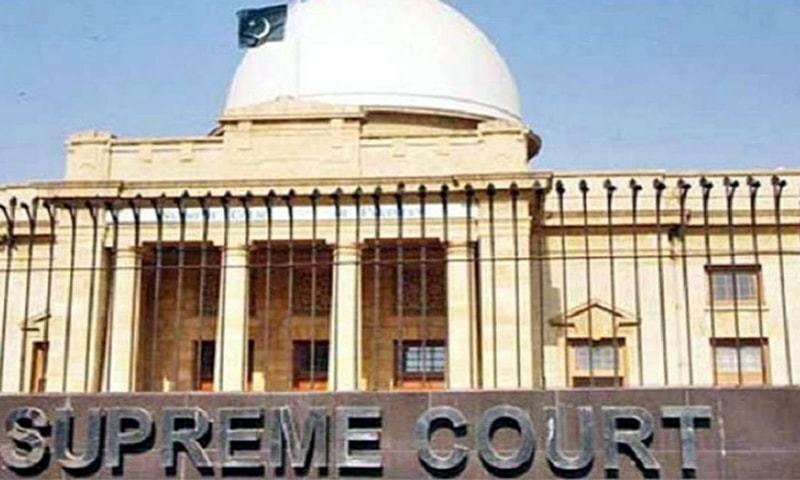 سپریم کورٹ میں غیرقانونی تعمیرات و تجاوزات کے کیس کی سماعت ہوئی—فائل فوٹو: ریڈیو پاکستان