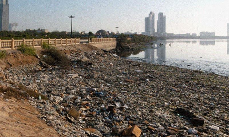 نہرخیام پر پارک بنانے کا حکم بھی دیا گیا—فائل فوٹو: زمین ڈاٹ کام