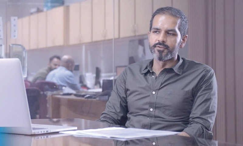 Faisal Naeem looks to bring online the religious travel industry.