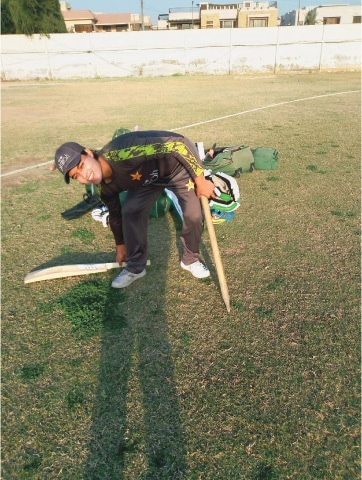 Ayesha Naseem: from playing with boys to playing for Pakistan