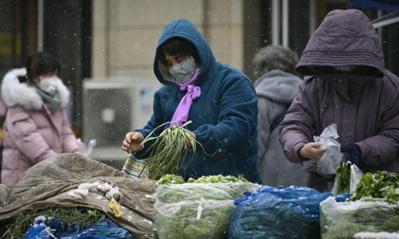 کورونا وائرس عالمی معاشی حالات کو متاثر کرسکتا ہے—اے ایف پی