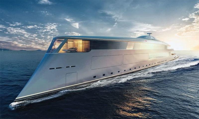 بل گیٹس 99 ارب روپے کی کشتی خریدنے کے لیے تیار