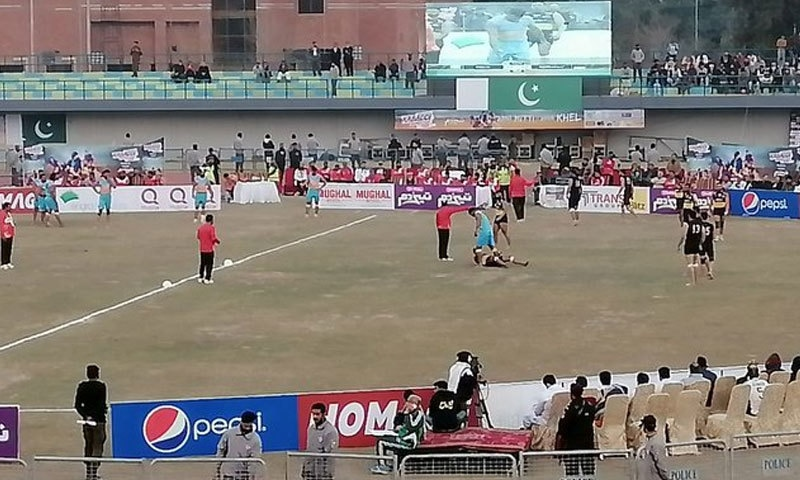 کبڈی ورلڈ کپ پہلی مرتبہ بھارت سے باہر پاکستان میں ہورہا ہے—فوٹو:کبڈی ورلڈ کپ ٹویٹر