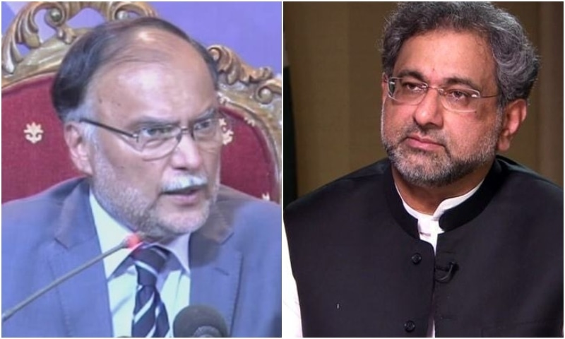 IHC gives last chance to NAB to contest bail petitions of Abbasi, Ahsan