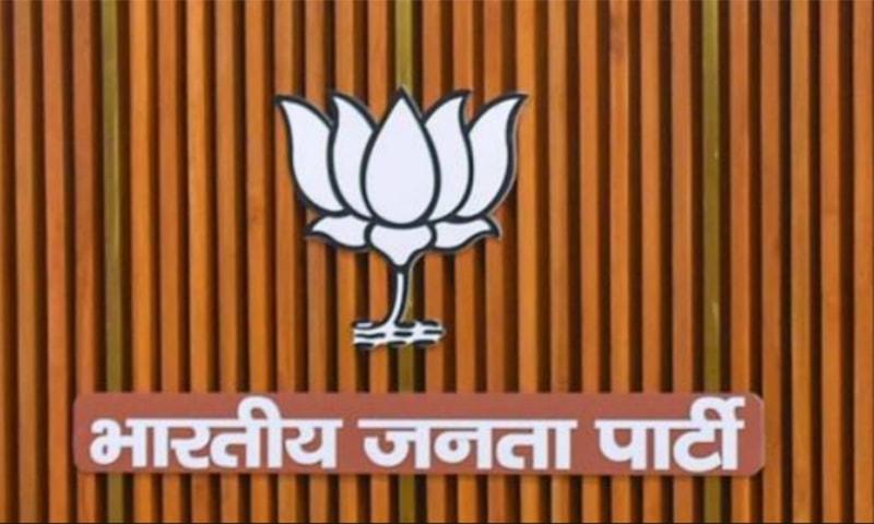 BJP logo. — Photo: PTI