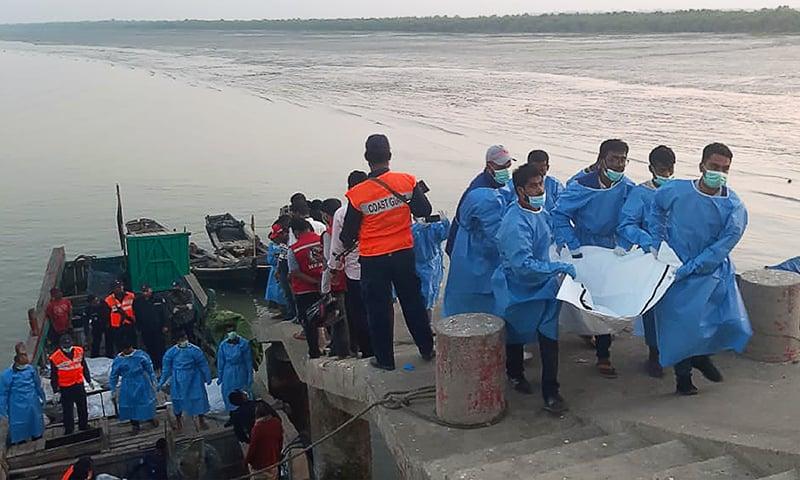 Rohingya dead in B'desh boat capsize