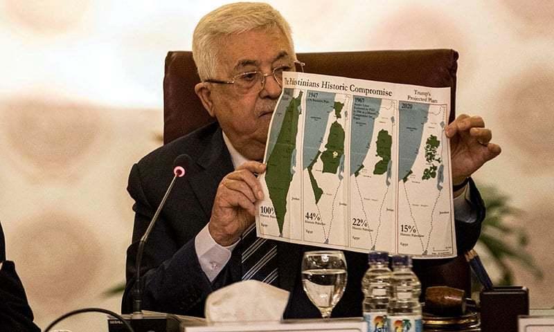 اقوام متحدہ کے رکن ممالک امریکی امن منصوبے کو مسترد کردیں، فلسطین
