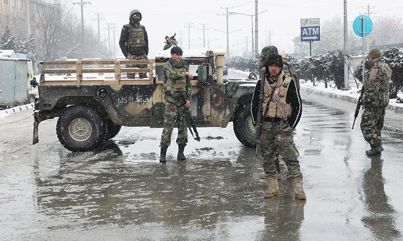 افغانستان: ملٹری اکیڈمی کے قریب خودکش حملہ، 6 افراد ہلاک