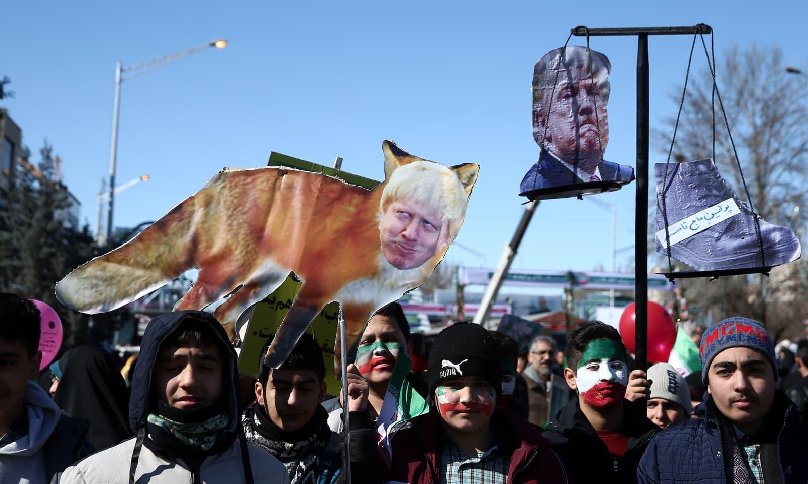 انقلاب سے ایران میں محمد رضا شاہ پہلوی کی بادشاہت کا اختتام ہوا تھا—فوٹو: رائٹرز