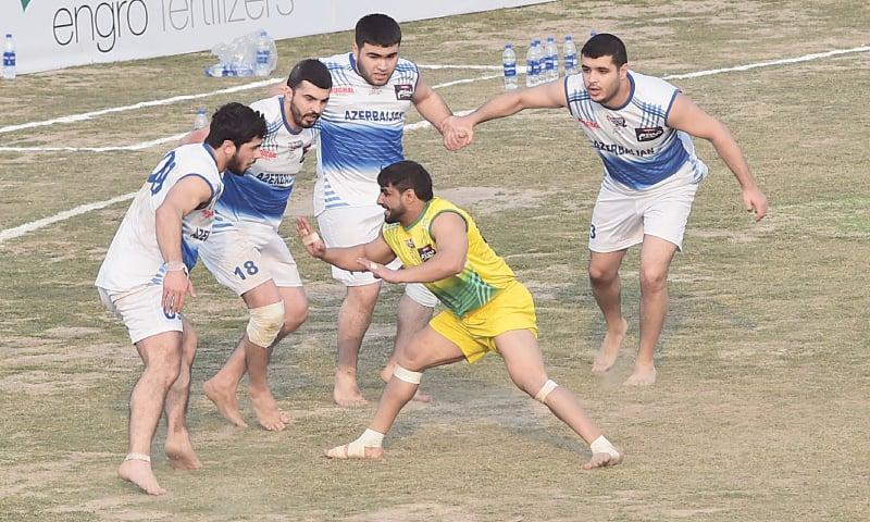 Big wins for India, Germany, Australia at Kabaddi World Cup
