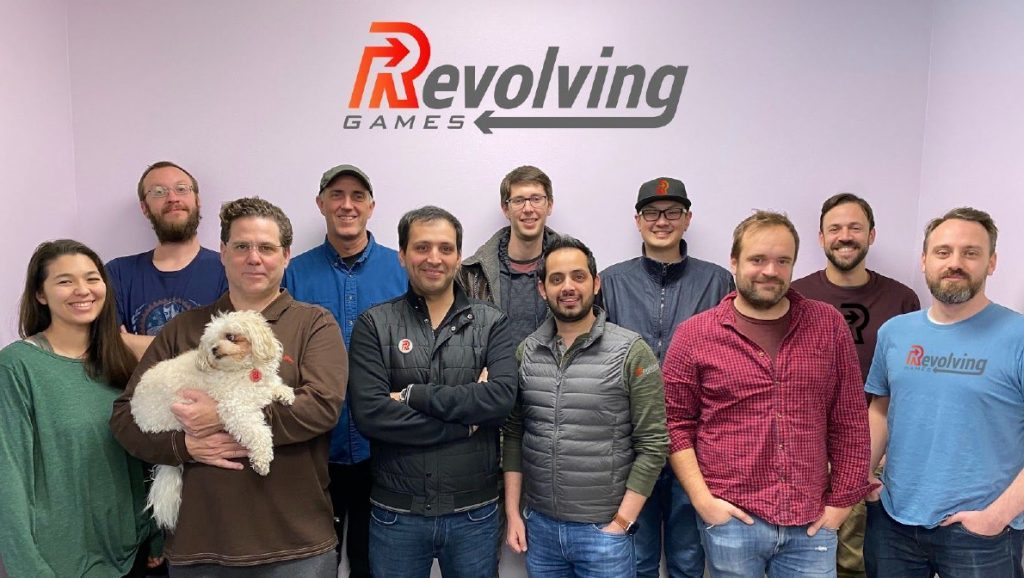 After an injection of $12 million from a global publishing giant and a seed investment led by Sarmayacar, Revolving Games is moving towards the launch of its first game in 2021. — Photo courtesy Sarmayacar PR