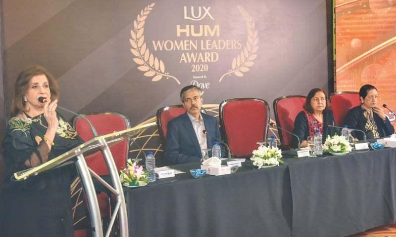 پہلے ہم ویمن ایوارڈ کی تقریب سندھ گورنر ہاؤس میں ہوگی —فوٹو: وائیٹ اسٹار