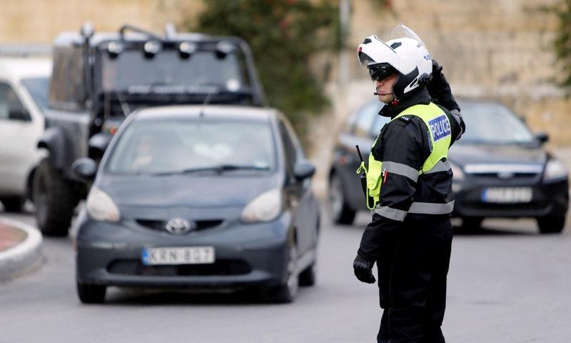 مالٹا: فراڈ کے الزام میں نصف سے زائد ٹریفک پولیس اہلکار گرفتار