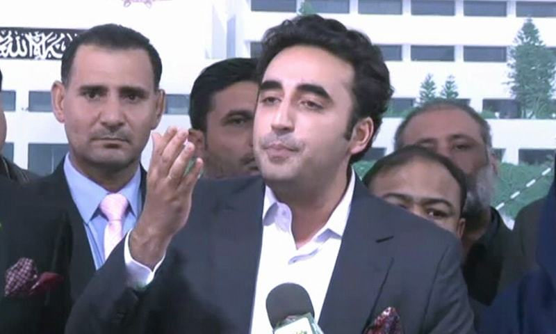 Pakistan Peoples Party (PPP) chairman Bilawal Bhutto-Zardari has urged the government to renegotiate with the International Monetary Fund (IMF) while keeping the people's interests supreme. — DawnNewsTV
