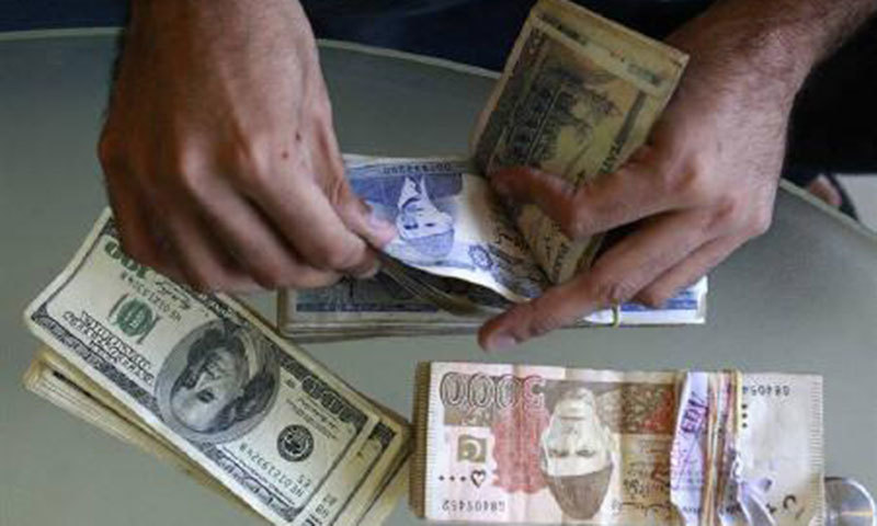 Inflows shrink 9.06pc to $1.907bn in January from December 2019. — Dawn/File