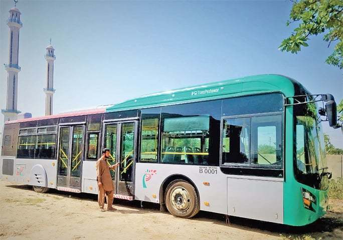 """BRT will be ready at the cost of Rs35 billion,"" says Shaukat Yousafzai."
