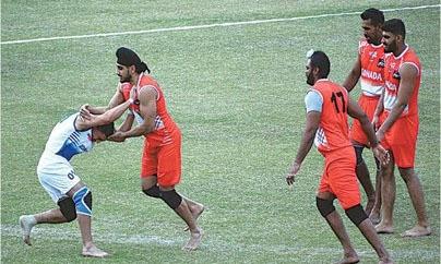 Canada, Iran and England record wins in Kabaddi World Cup
