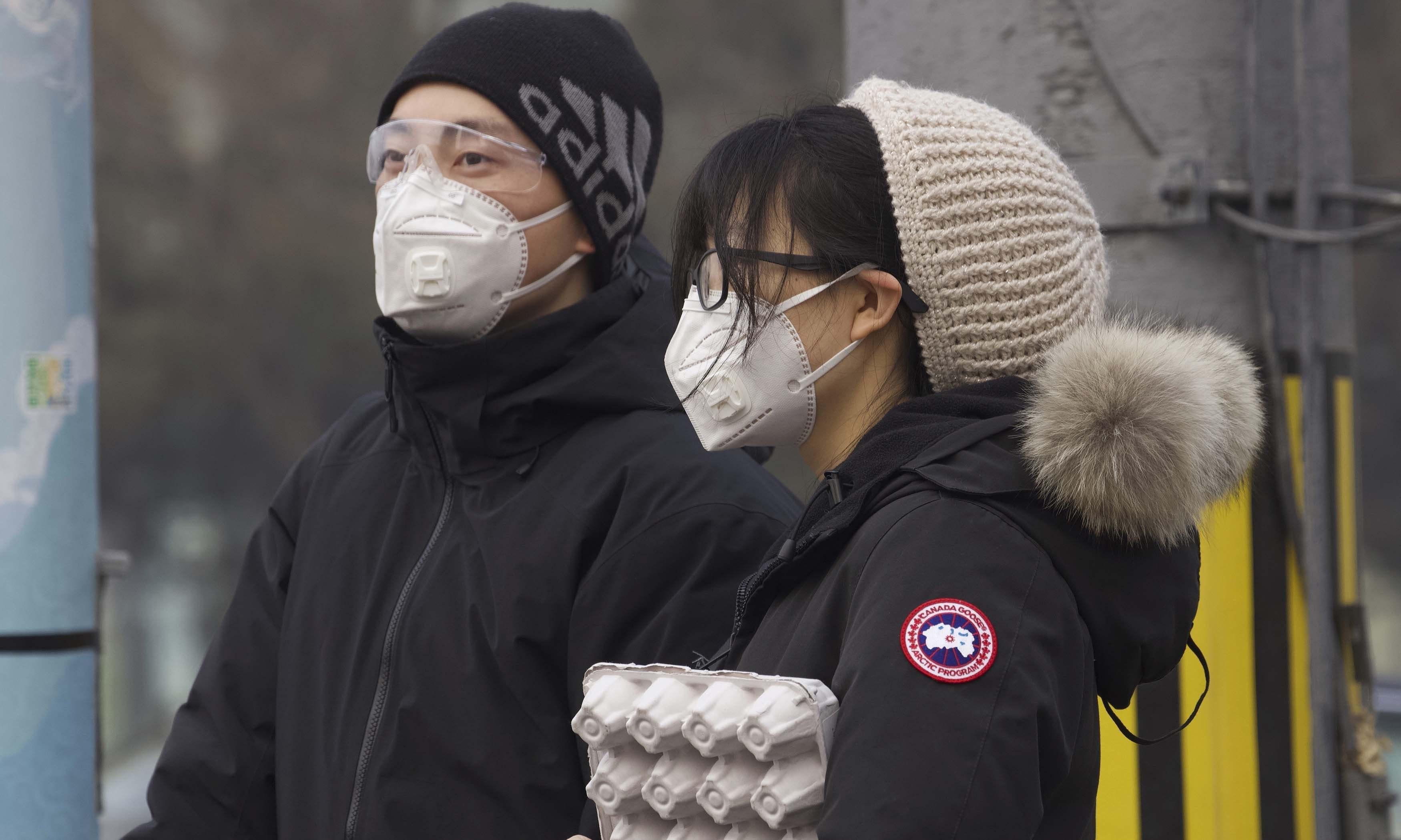 چین: کورونا وائرس سے ایک دن میں سب سے زیادہ 242 ہلاکتیں