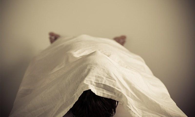 کراچی: ماں کی لاش کو 12 سال تک فریزر میں رکھنے کا انکشاف
