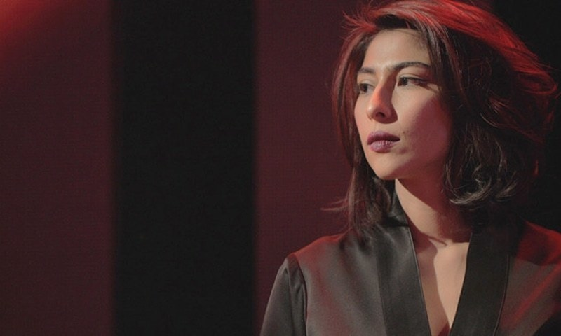 "In 2018, Meesha Shafi had accused Ali Zafar of harassing her ""on more than two occasions"". — Photo courtesy Coke Studio"