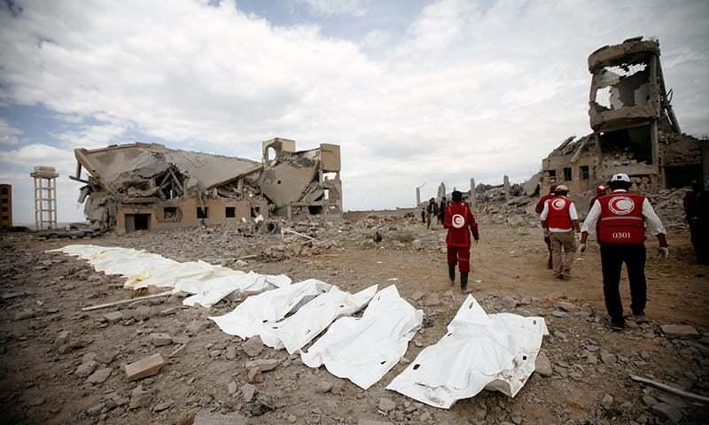 یمن میں عالمی قوانین کی خلاف ورزی پر 'مسلم اتحادی افواج' کو مقدمات کا سامنا