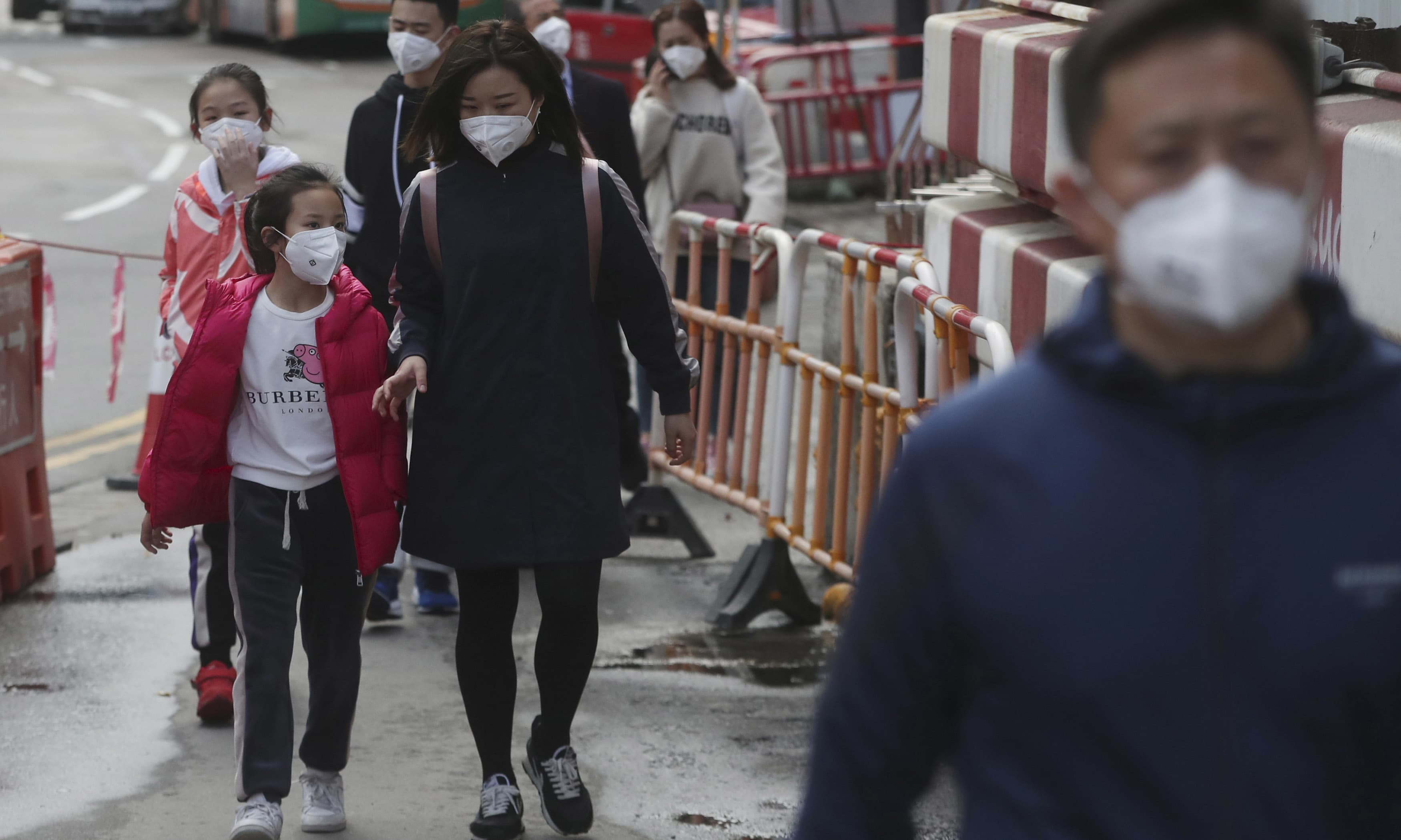 More than 63,000 people have now been infected nationwide and 1,380 have died. — AP