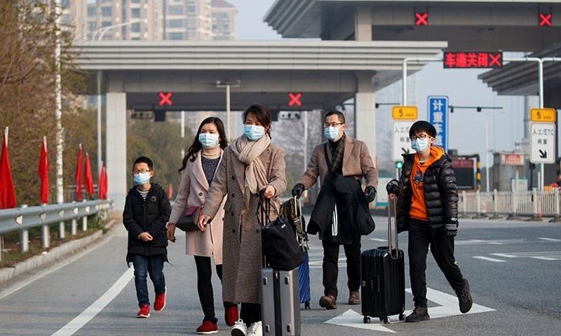 چین میں اب تک کورونا وائرس سے 64ہزار افراد متاثر ہو چکے ہیں— فائل فوٹو: رائٹرز