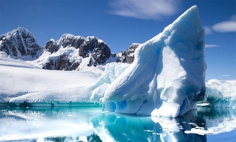 انٹارکٹیکا میں تاریخ کا گرم ترین دن ریکارڈ