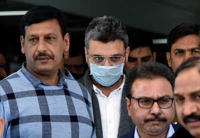 It is the first time India has managed to get an accused from cricket gambling underworld sent back for trial. — AFP/File