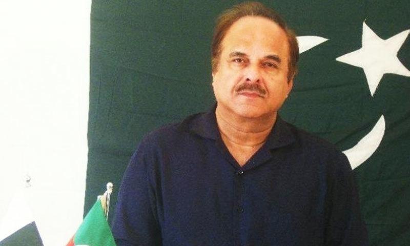نعیم الحق 70 برس کی عمر میں کراچی کے نجی ہسپتال میں دم توڑ گئے—فائل/فوٹو:پی ٹی آئی