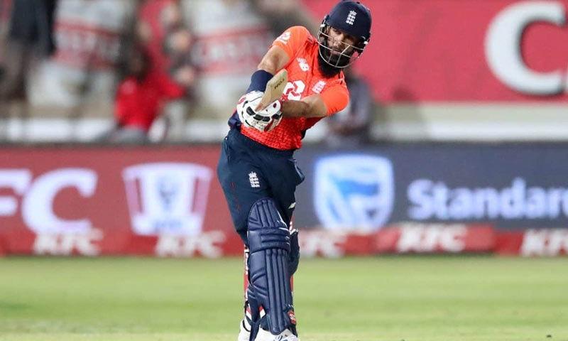 انگلینڈ نے سیریز1-1 سے برابر  کردی — فوٹو: اے ایف پی