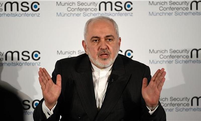 ایرانی وزیرخارجہ جواد ظریف —فائل فوٹو: پریس ٹی وی