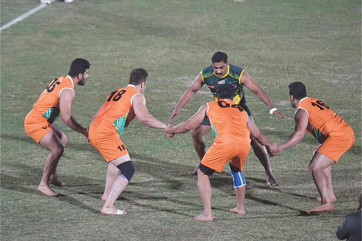 Went to Pak as individuals not Indian team: Kabaddi players