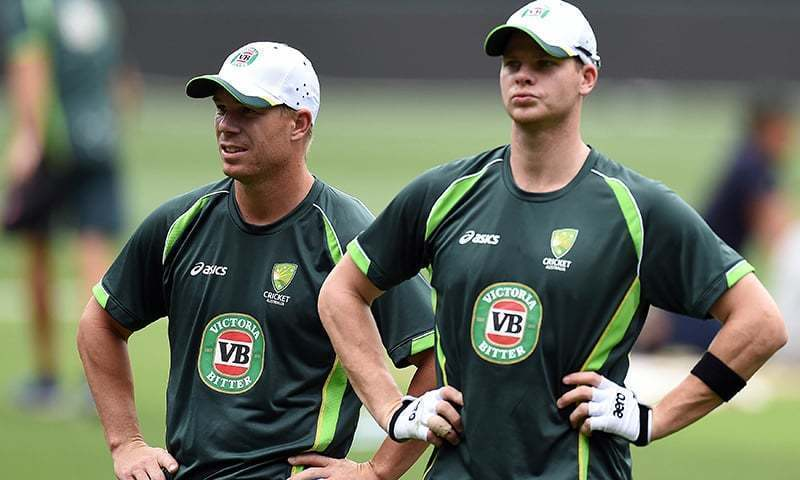 South Africa's cricket boss has pleaded with fans to treat Steve Smith and David Warner with respect and not 'embarrass' the board with poor behaviour when the Australian batsmen tour the country for the first time since a ball-tampering scandal.  — AFP/File