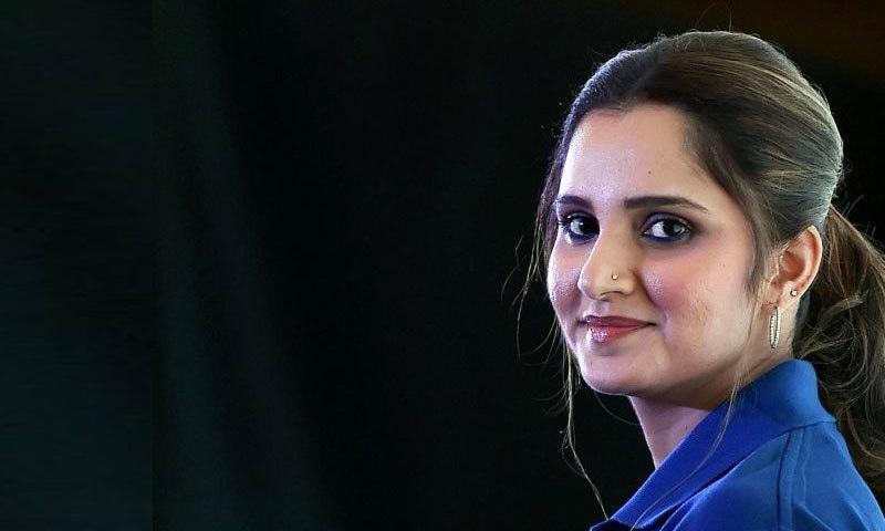 ٹینس اسٹار کے مطابق فلم کی تیاریاں تاحال ابتدائی مراحل میں ہیں —فوٹو: پریس ٹرسٹ آف انڈیا