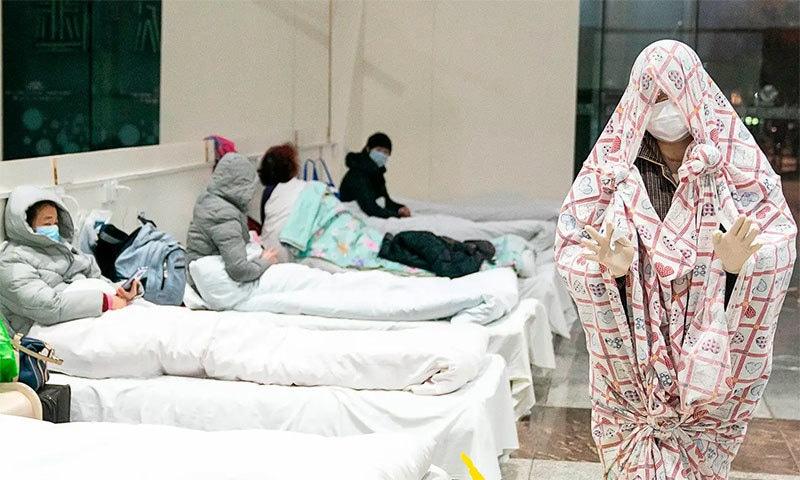 نمونیا کی ویکسین کورونا وائرس سے نہیں بچاتی، عالمی ادارہ صحت—فائل فوٹو: ٹوئٹر
