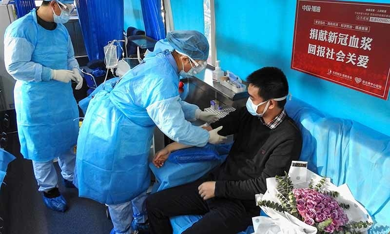 China sees rise in new virus cases; death toll rises by 105