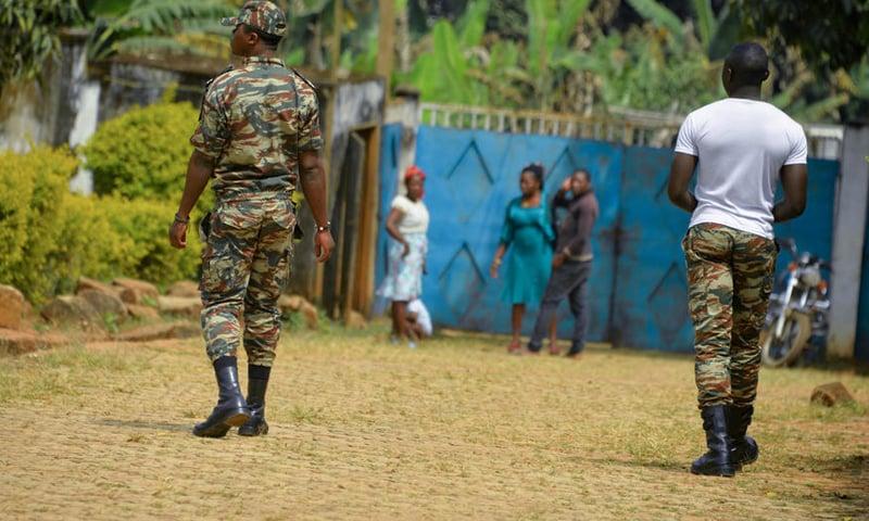 کیمرون: حملے میں 14 بچوں سمیت 22 افراد ہلاک