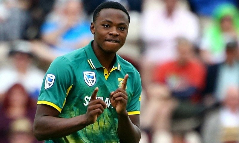 Both Du Plessis and Rabada were rested from one-day and T20 series against England. — 2017 Getty Images